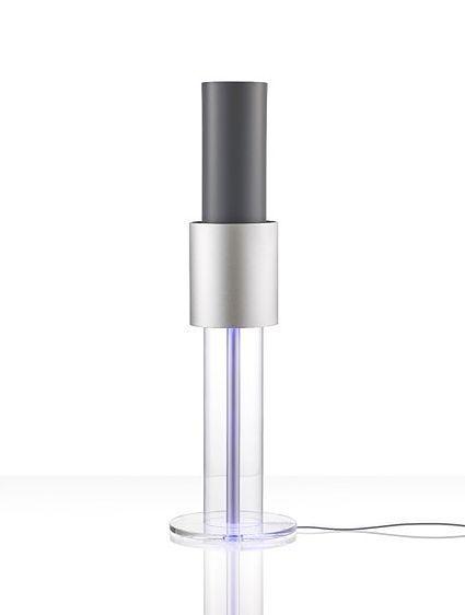 lightair ionflow luchtreiniger bij jc kliniek